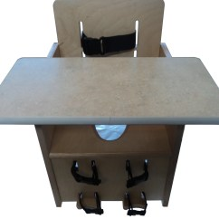 Chair For Autistic Child Steel With Cushion Potty