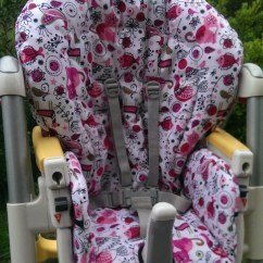 Peg Perego High Chair Cover 20 X Outdoor Cushions Replacement In Hf Fabric By Bajajateam
