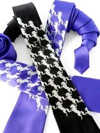 Unicorn Necktie Unicorn Tie Vegan Men's Necktie