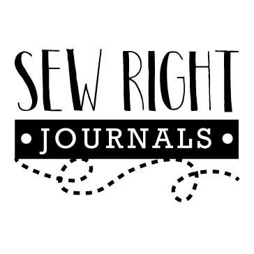 Sew Right Journals Handmade Blank Journals by SewRightJournals