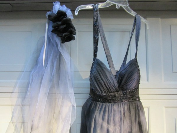 Day Of Dead Corpse Bride Costume Dress Womens Size 14 Xl