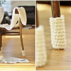 Chair Leg Floor Protector Deschutes Red Cover Cozy Socks