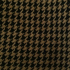 Houndstooth Sofa Fabric Colour Ideas Black And Gold Upholstery