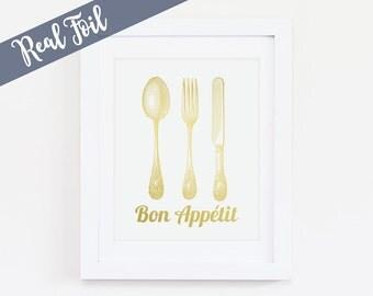 Cutlery wall art