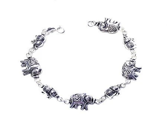 Items similar to Animal Parade Bracelet on Sale on Etsy