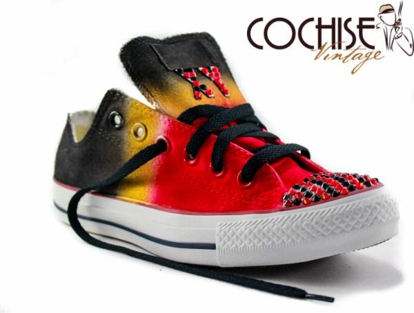 Dance Team Custom Converse Chuck Taylor All Star by
