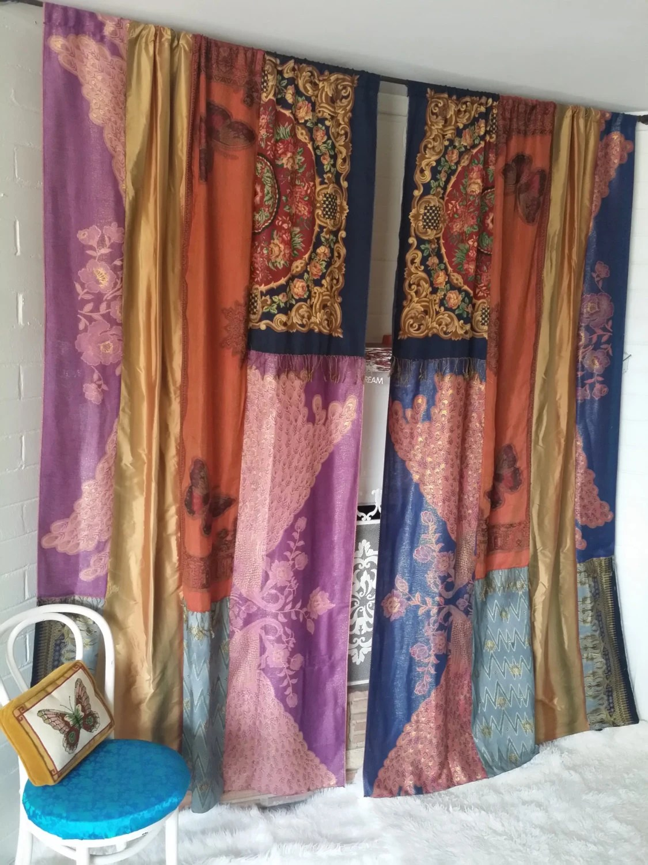 Gigi Gypsy Bohemian Curtains By Hippiewild Boho By Hippiewild