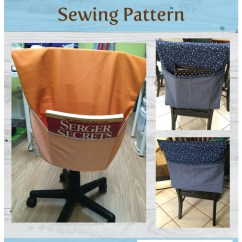 Chair Bags For School Pattern Baxton Studio Chairs Pocket Sewing Instructions Pdf