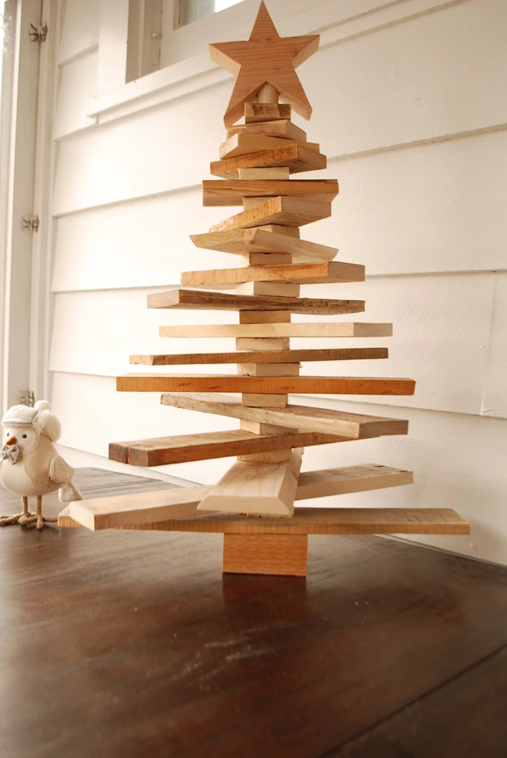 Pallet Christmas Tree Spaced Out Holiday By