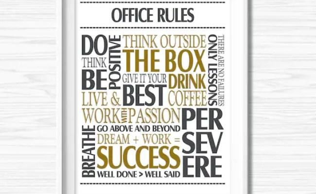 Office Wall Art Motivational Wall Decor Inspirational Quote