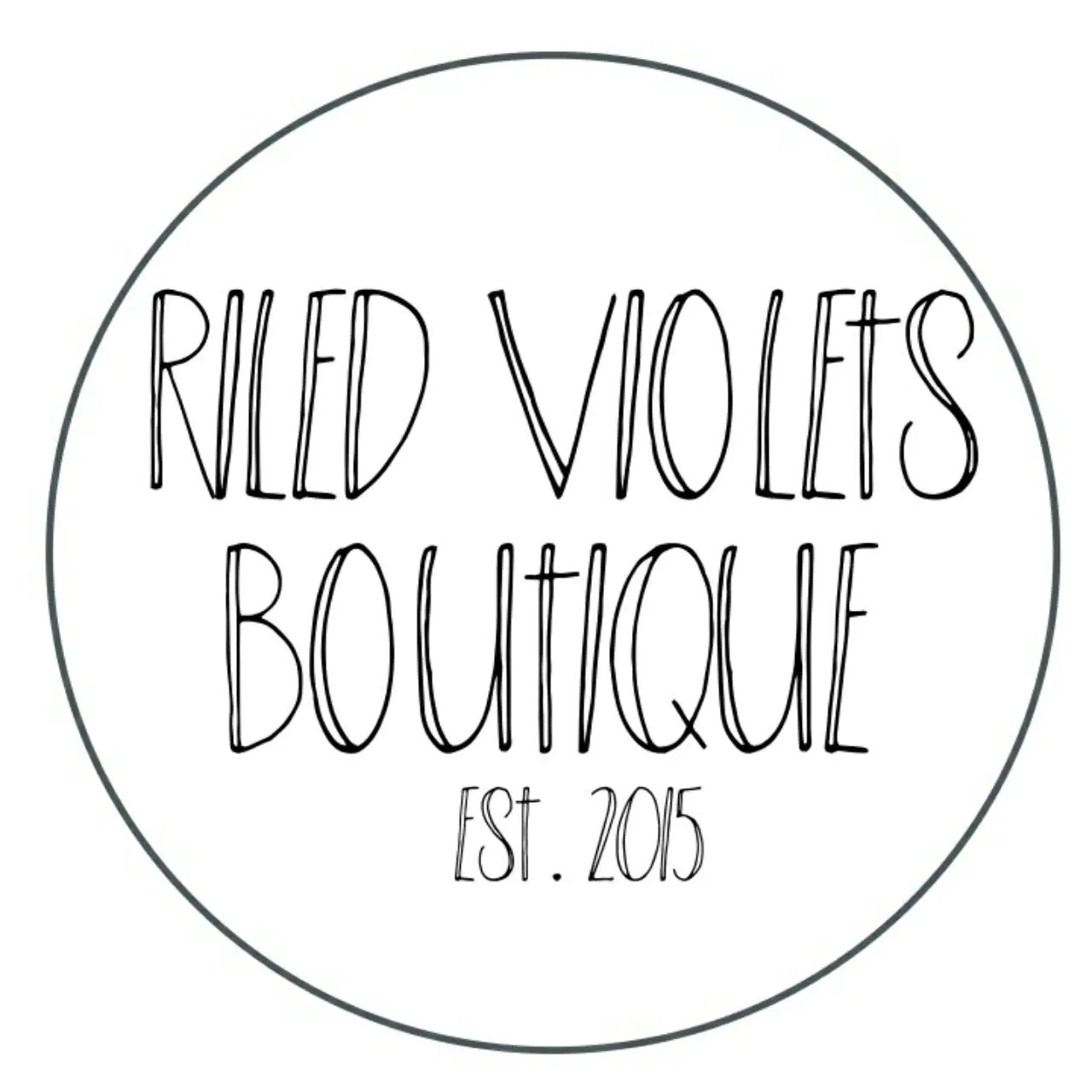 Est 2015 Officially Licensed Sorority by RiledVioletsBoutique