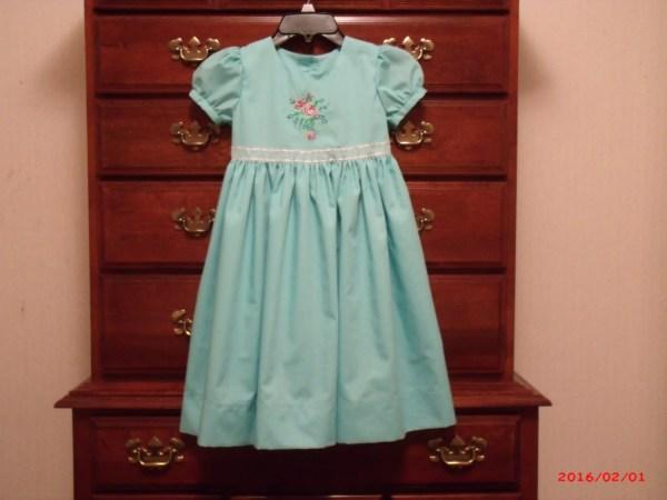 Little Girls Dress Church Flower Girl Party