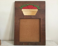 Hanging cork board | Etsy