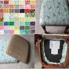 Dining Chair Seat Covers Etsy Where To Buy Bean Bag Chairs Dyi Recover Your With Waterproof Wipeable