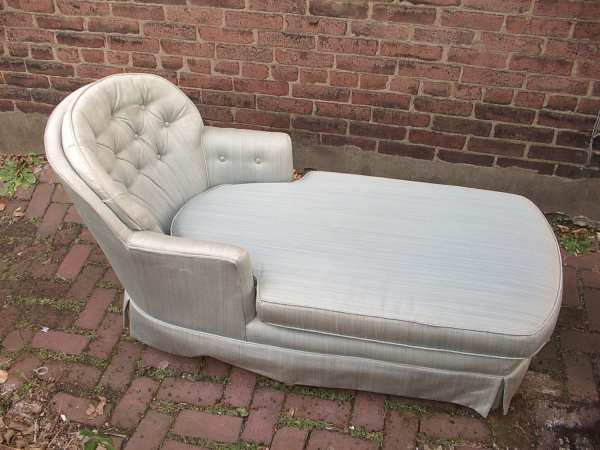 Vintage Chaise Lounge Chairs for Bedroom