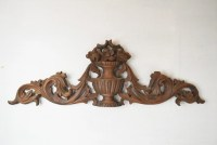 Victorian Wall Art Dcor Hand Carved Wood Architectural
