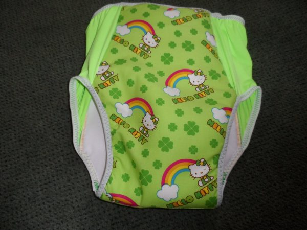 Adult Baby Training Pants. Withzorb. Kitty
