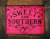 Southern wall decor | Etsy