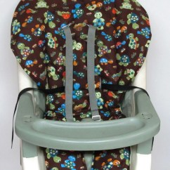High Chair Cushions Reclining Desk With Monitor Graco Cover Cushion Kids And Baby Feeding
