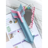 Arrow Planner Pen Holder Arrow Pen Holder
