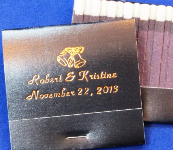 Lot Of 175 Personalized Matchbooks Party Favors Wedding Bridal