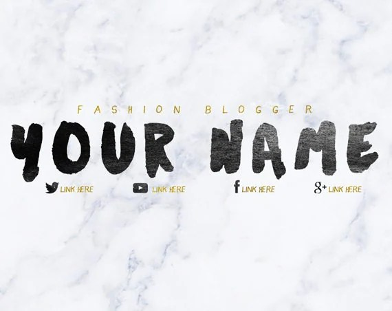 Cute And Cool Wallpapers That Makes You Popular Marble Amp Gold Font Youtube Banner Custom