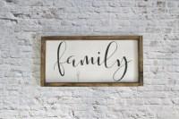family wall art  Roselawnlutheran