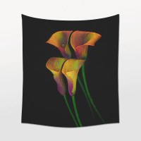 Black And White Calla Lily Wall Art Pictures to Pin on