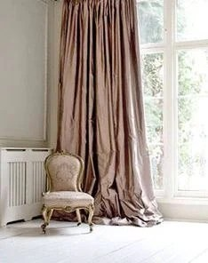 Dusty Pink Curtains Etsy
