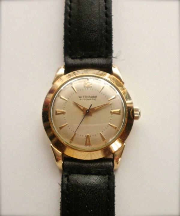 Vintage Longines Wittnauer Watches