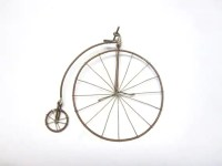 Old Fashioned Bicycle Wire Wall Art