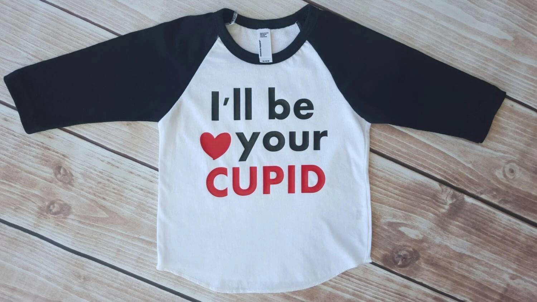 Valentines Day Shirt Toddler Boy Baby Boy V Day Raglan