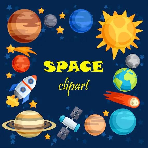 space clipart. clip art