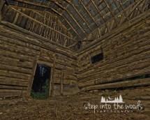 Tobacco Barn Nature Log Cabin