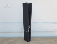 One Giant Black 12 Clothespin Laundry Room Decor