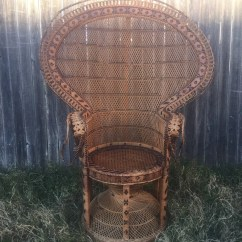 Vintage Peacock Chair Mid Century Modern Chairs For Sale Gorgeous 1970s