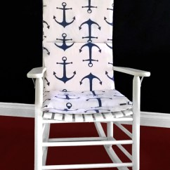 Navy Rocking Chair Beach Covers For Sale Chandeliers And Pendant Lights