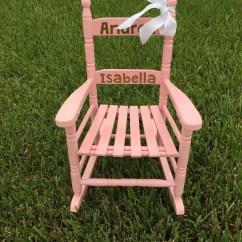 Pink Toddler Rocking Chair Hanging Leroy Merlin Kids