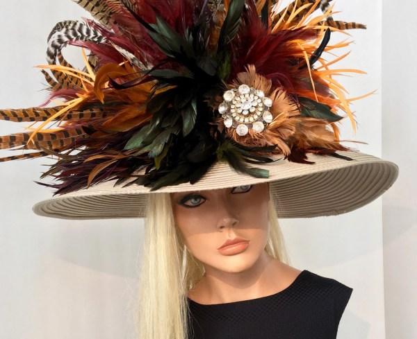 Big Brown Kentucky Derby Hat