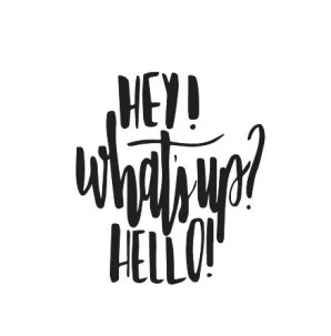Afbeeldingsresultaat voor hey what's up hello