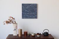 Kimono fabric artJapanese wall art wall hanging Japanese