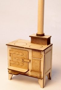 1:24 scale miniature dollhouse furniture by ...
