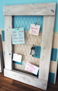 Rustic-Country-Shabby Chic Memo Boards