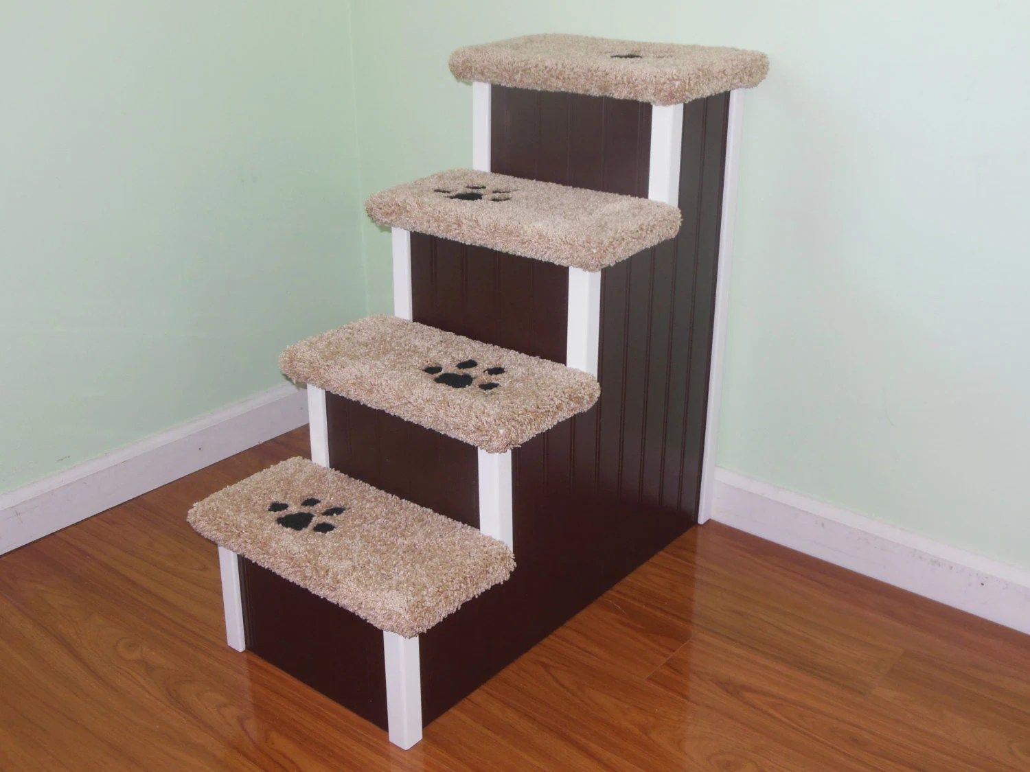 dog high chair shaker rocking kit pet steps for dogs stairs 30 puppy