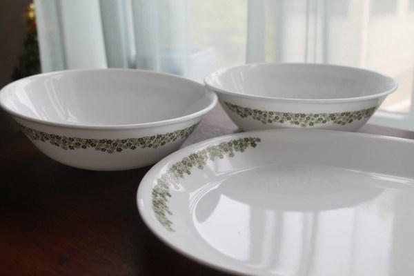Corelle Serving Bowls