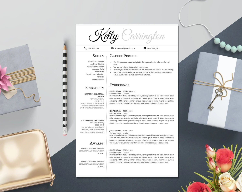 Curriculum Vitae Template Etsy SE