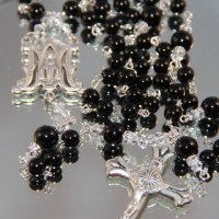Catholic Wedding Rosary Set