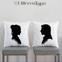 I Love You I know Star wars Pillow Covers Love quote StarWars