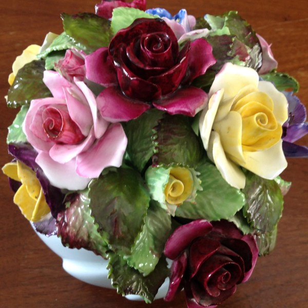 Fine Bone China Royal Adderley Floral