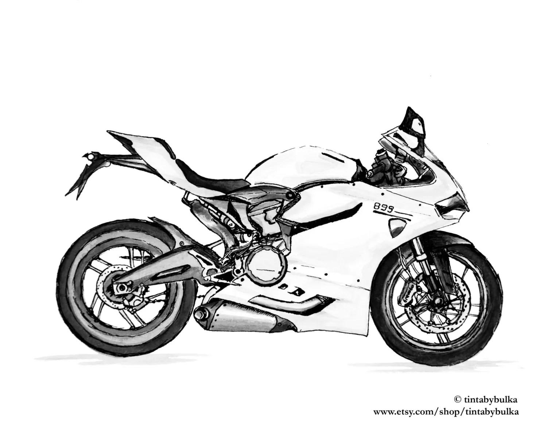 Superbike Motorcyclist Gift Ducati Gifts Ducati Ducati